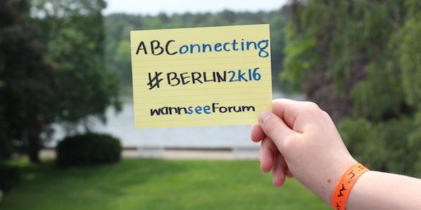 """Kooperationsprojekt """"@connecting: Medienstadt Berlin"""""""